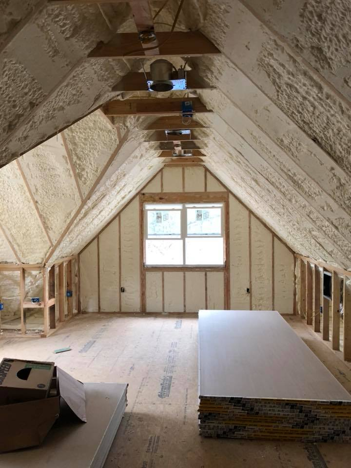 Attic Insulation Raleigh NC