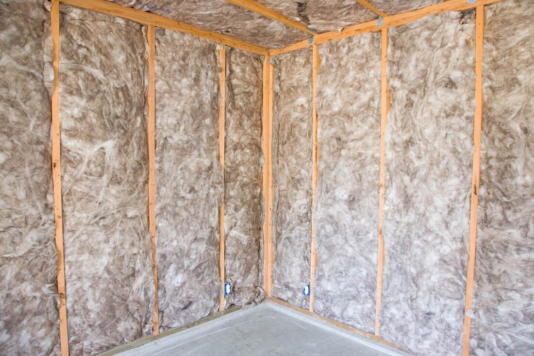 Blown-in Attic Insulation Raleigh NC