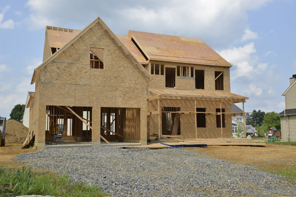 New Construction Spray Foam Insulation Raleigh NC